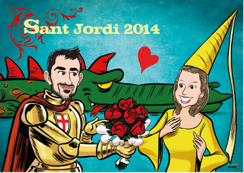 regal alternatiu per sant jordi